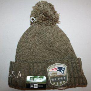 ERA NFL NE PATRIOTS LADIES SALUTE TO SERVICE HAT